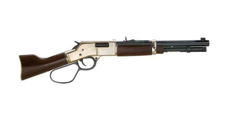 Action Lever 22 Magnum Henry Old