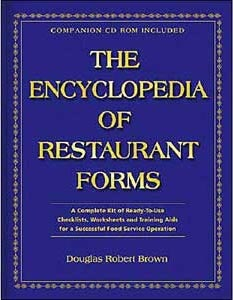 The Encyclopedia of Restaurant Forms: Virtual Restaurant Startup & Management