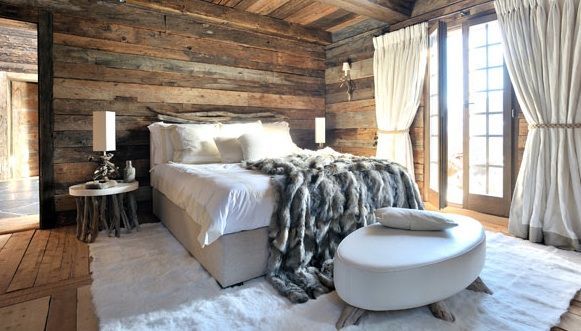17 best ideas about swiss chalet on pinterest chalet - Chambre adulte cocooning ...