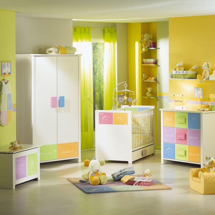 Cute  Chambres pop Chambre Colors de Sauthon Easy Aubert