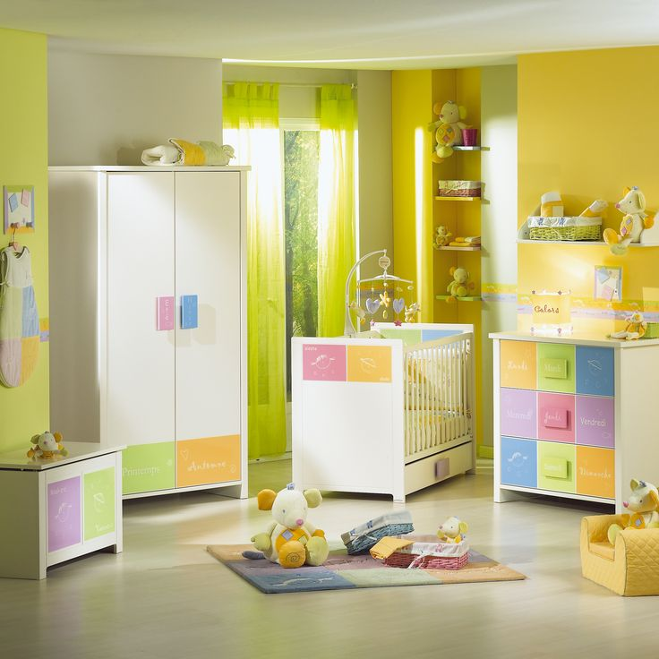 J 39 adore chambres pop chambre colors de sauthon easy for Chambre bebe aubert