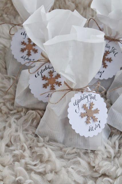 Small Christmas Packages - VIBEKE DESIGN