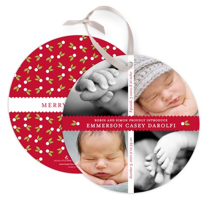 Baby Announcement/Christmas CardAnnouncements Christmas Cards, Winter Boys, Baby Cards, Boys Births Announcements, Birthday Parties, Holiday Cards, Birth Announcements, Christmas Ornaments, Holiday Corners Winterberry