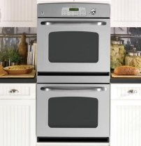 GE JTP35SPSS 30 4.4 cu. Ft. Double Electric Wall Oven - Stainless Steel