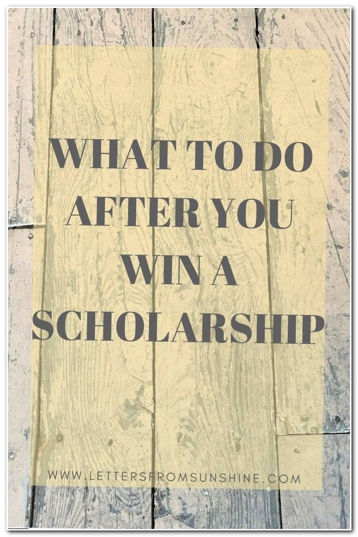 Get scholarships without writing essays