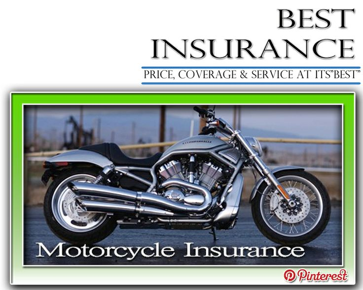 Motorcycle Insurance Quotes Adorable 10 Best Motorcycle Insurance Quote Images On Pinterest  Insurance