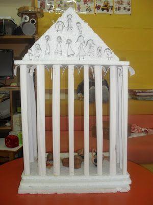 ...Το Νηπιαγωγείο μ' αρέσει πιο πολύ.: Ταξιδεύω στην Αρχαία Ελλάδα και μαθαίνω με τι παίζανε τότε.