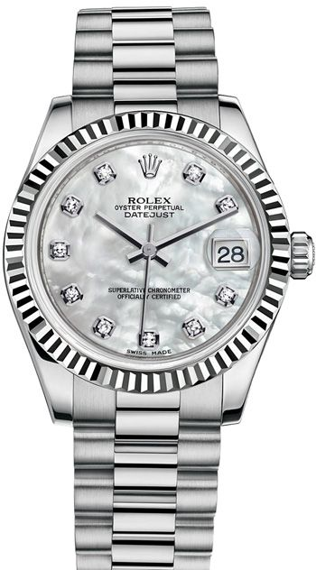 Rolex horloge woman