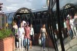 Rapid bus transit in Bogata. Is Detroit next?