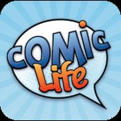 Comic Life - digital comic iOS app for creating comics.  This is a very fun and easy to use app for telling the story by creating a customized comic.