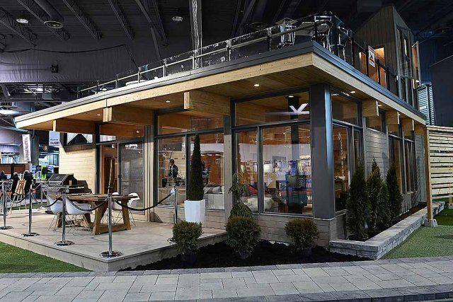 Les 25 meilleures id es concernant maison bonneville sur for Construction maison design pas chere