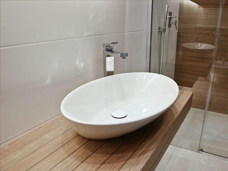 #viverto #InspiracjeViverto #łazienka #bathroom #beautiful #perfect #pomysł #design #idea #nice #cool #inspiration #nowoczesność #nowocześnie #płytki #tiles #toaleta #ceramika #umywalka #armatura #baterie #bateria #wow #moda #trend #drewno #drewnopodobne #imitacja #wood #wooden