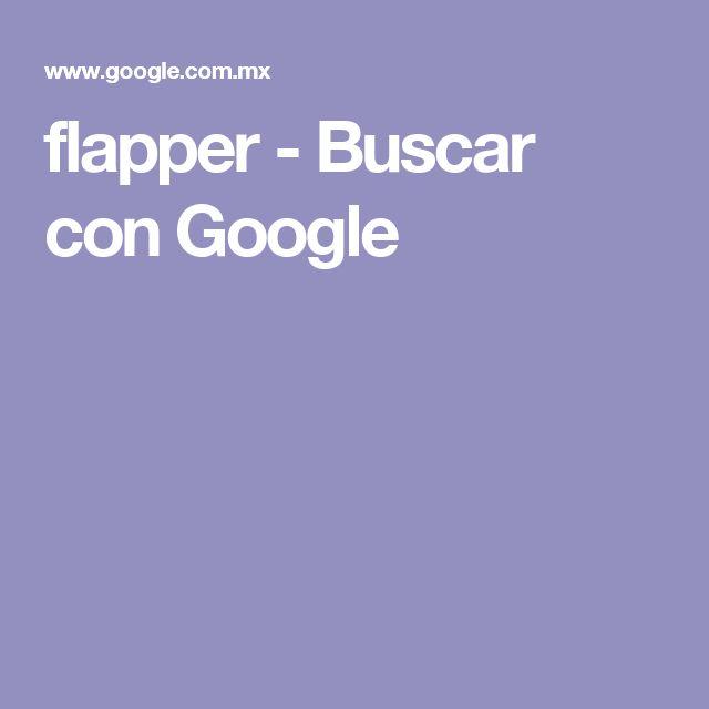flapper - Buscar con Google