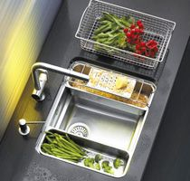 undermount kitchen sinks kitchensinks - Kitchen Sinks Sydney