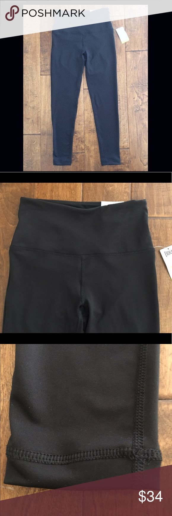 NWT Active Leggings • Everlast High Waist Active Leggings •   • NWT  • Best fit for slender legs, as shown in Model Photo • Slimming Fit  • Tummy Control High Waist  • Sweat Wicking Material  • Full length  • Size Small Everlast Pants Leggings