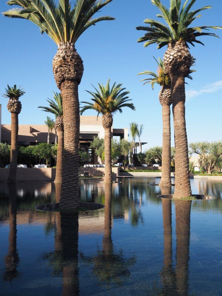 Week-end à Marrakech bonnes adresses Hotel Royal Palm l Leading Hotels of the world l La Fiancee du Panda blog mariage