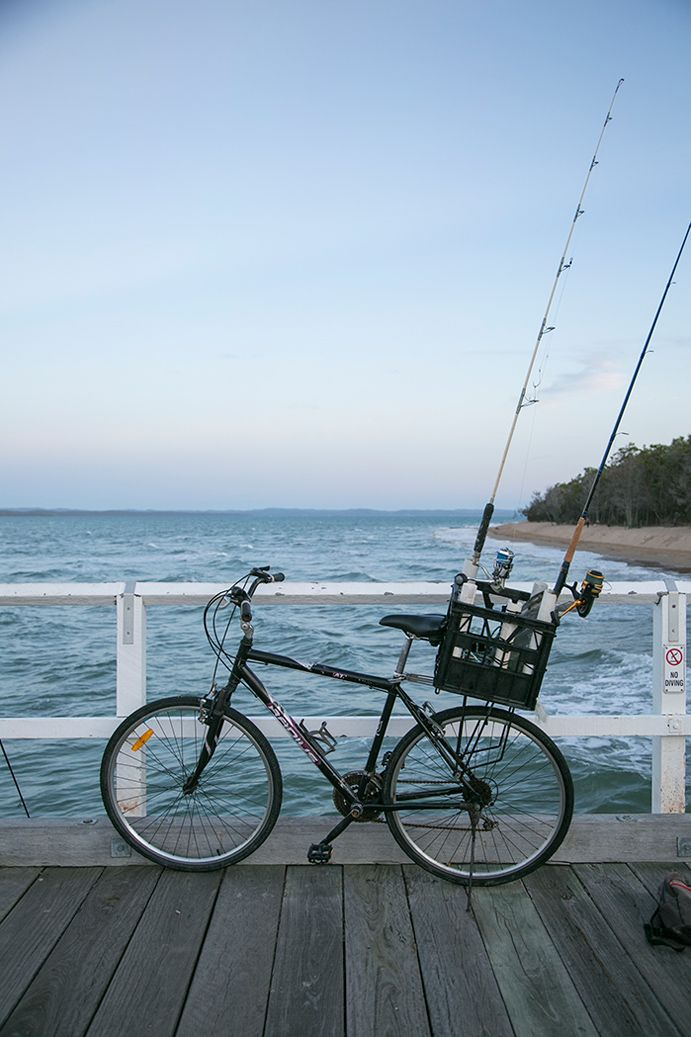 The piers of Hervey Bay bring nothing but fishing pleasure #thisisqueensland