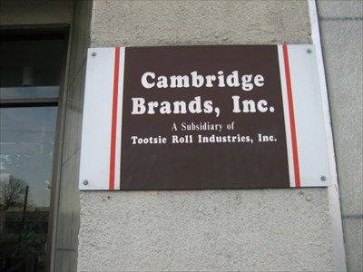 Tootsie Roll Candies - Cambridge Brands, Cambridge, MA - Iconic Factories on Waymarking.com