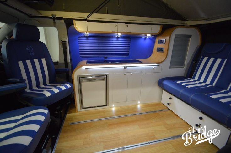 Vw Transporter T5 T6 Camper Conversion Infinity Interior