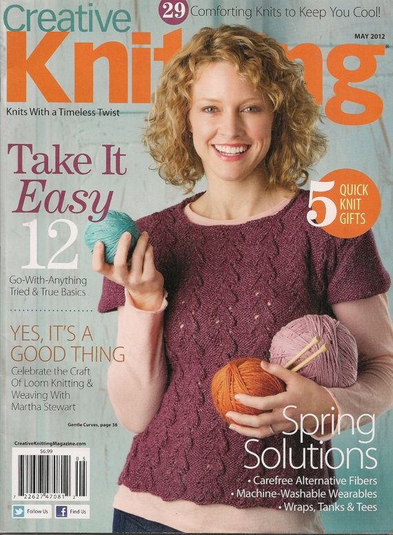 Creative Crochet Magazine : ... crochet, knitting, & sewing Pinterest Creative, Magazines and