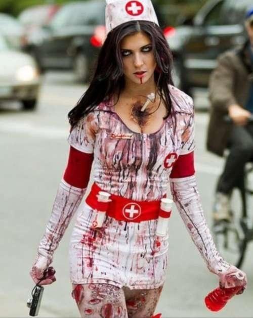Zombie Nurse Costumes   Costumepedia.com