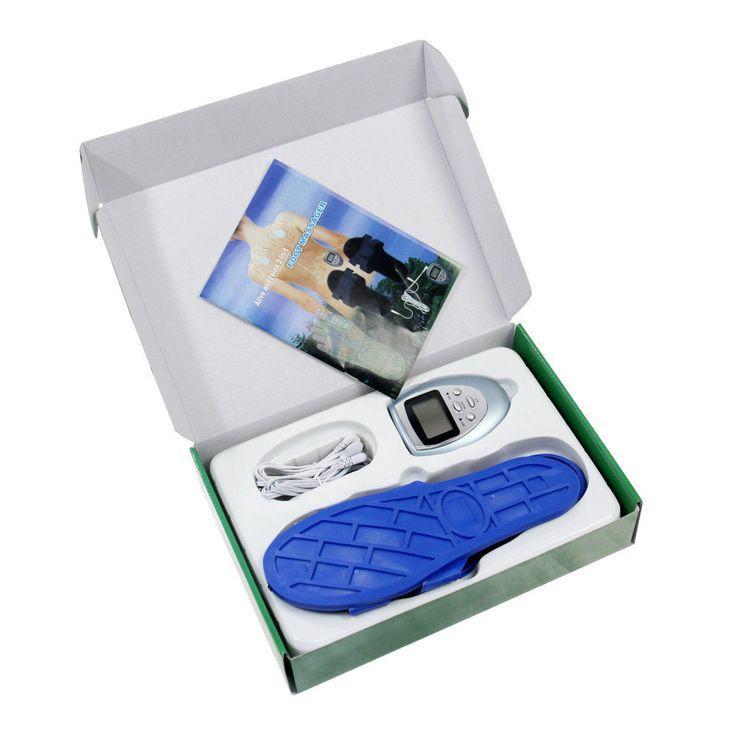 Reflexology Sandals Slippers Massage Acupressure Foot Massager Footwear Machine