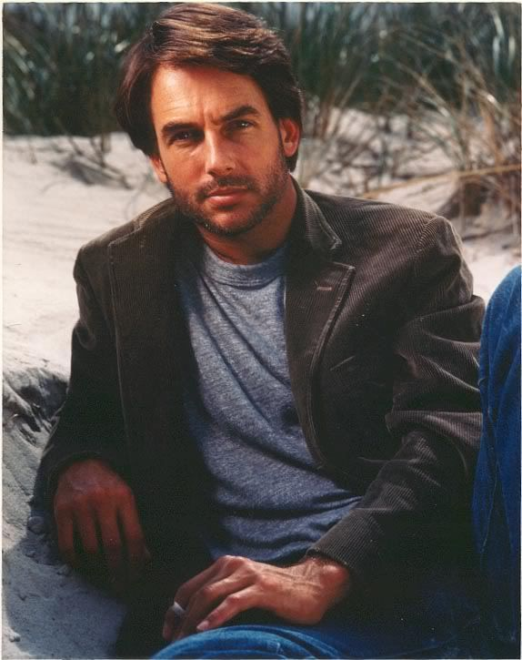 (PG) Mark Harmon gibbs before gray hair!!!