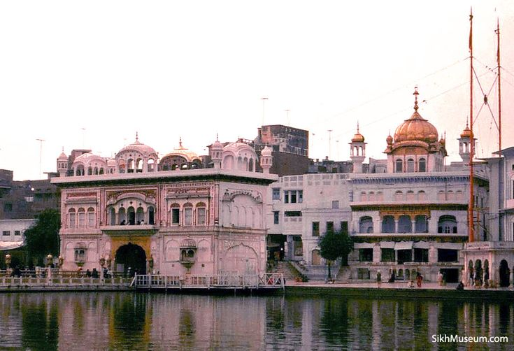 Operation Blue Star 1984 Golden Temple Attack Sikhs - Before the Attack