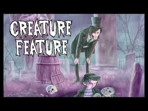 Creature Feature - Grave Robber At Large (Official Lyrics Video)