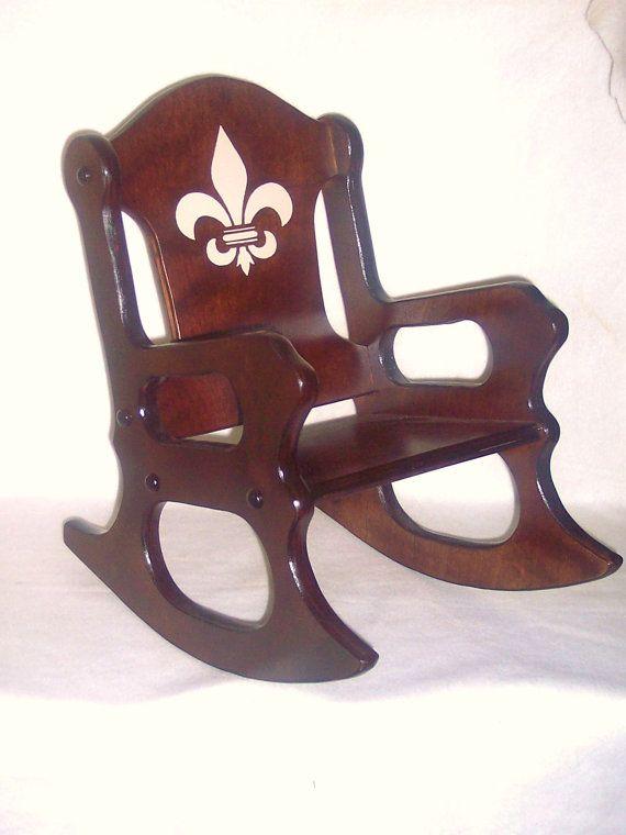... Chairs Fleur, De Lis, Lis Kids, Kids Rocking Chairs, Cowgirl Jewelry