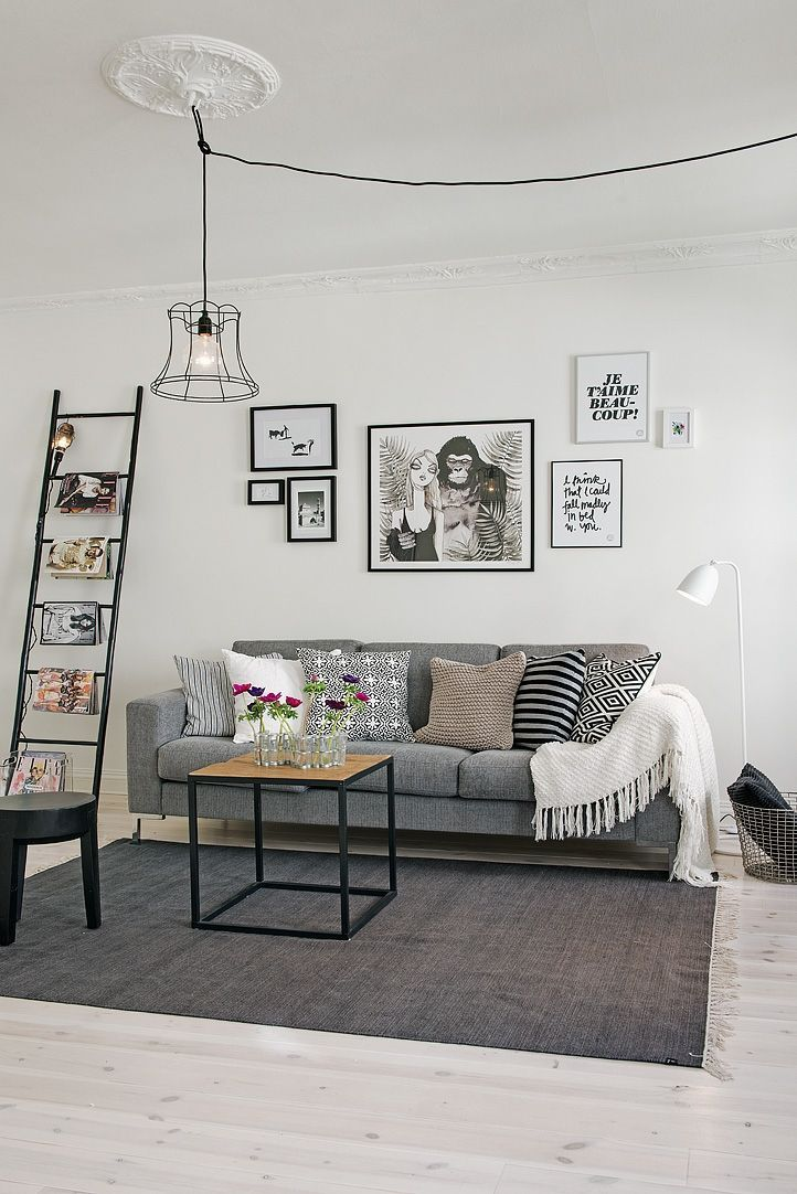 Black And White Power! (PLANETE DECO A Homes World)