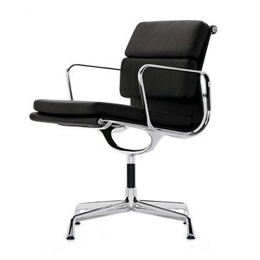 Soft pad Meeting chair EA 205 - 208 | Vitra | Eames