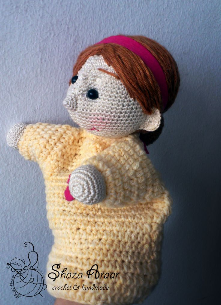 crochet >>> doll girll theatre