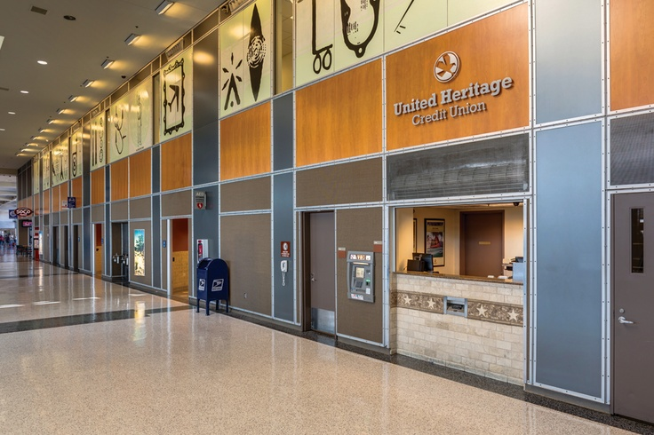 United Heritage Credit Union - Austin Bergstrom International Airport location.