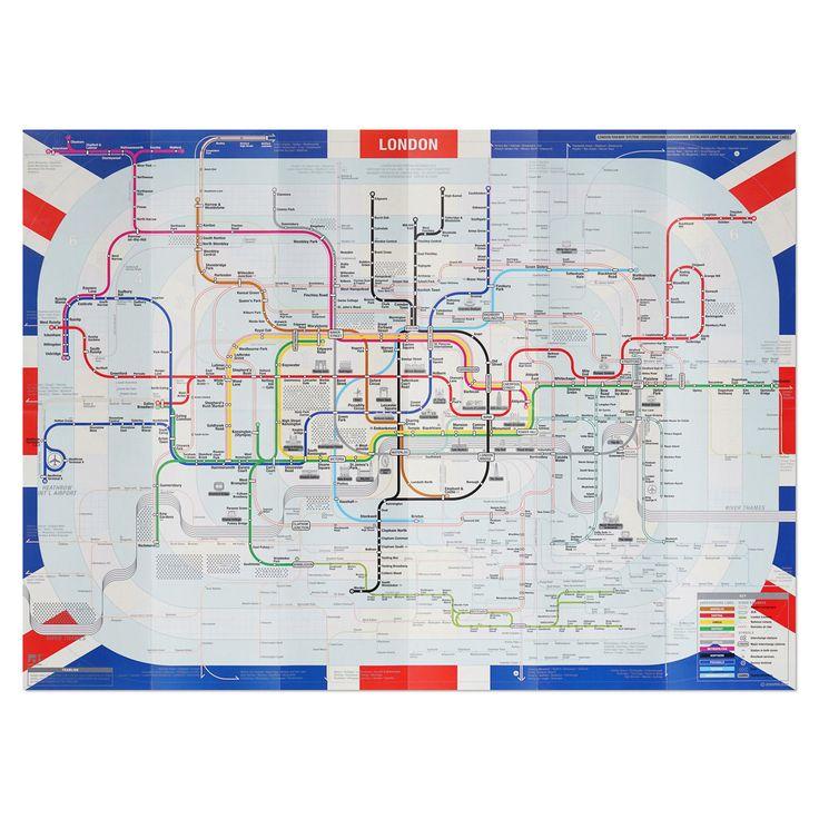 London Railway System, Zero Per Zero