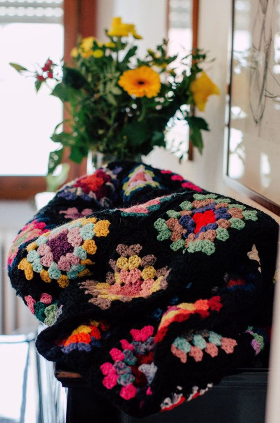 granny-blanket-vintage-coperta-vintage