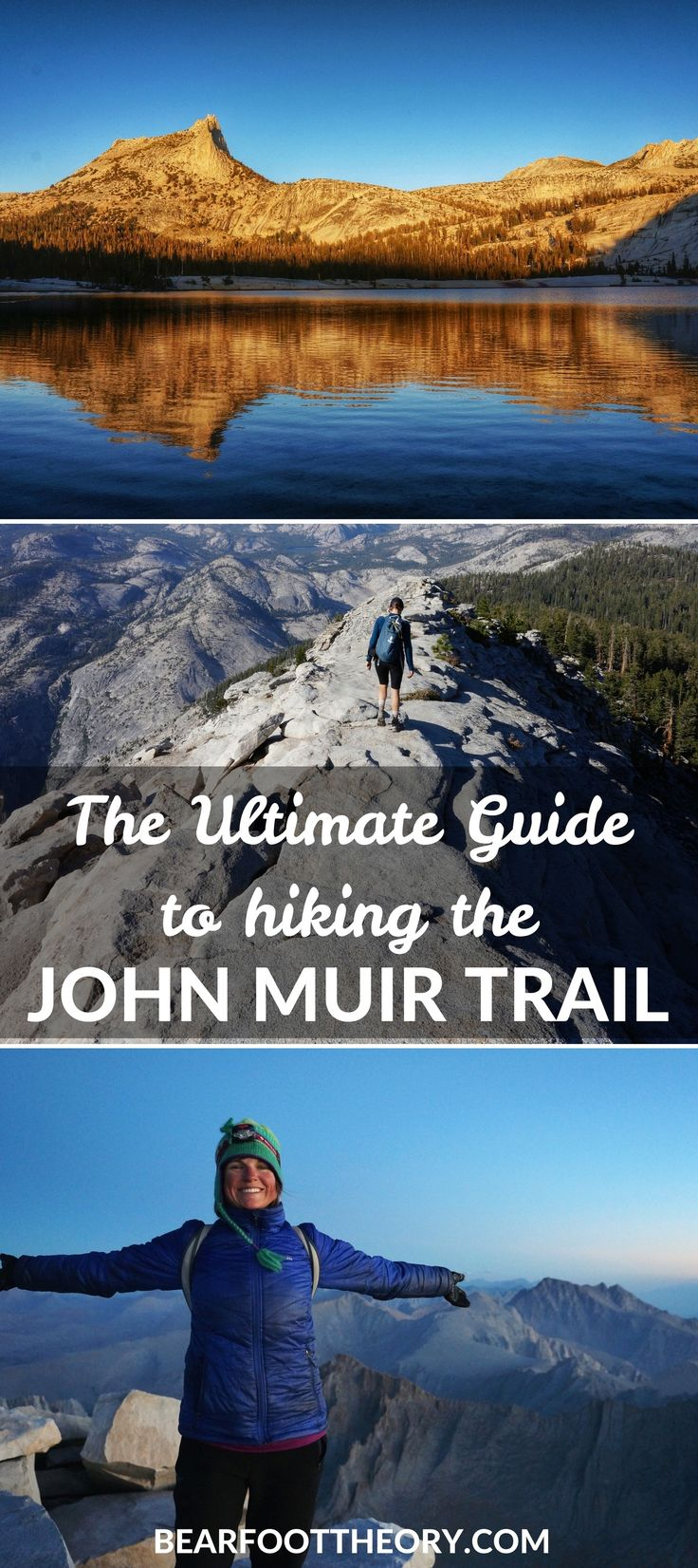 Everything you need to know to plan a thru-hike on the John Muir Trail including permits, gear, resupply, and trail highlights.