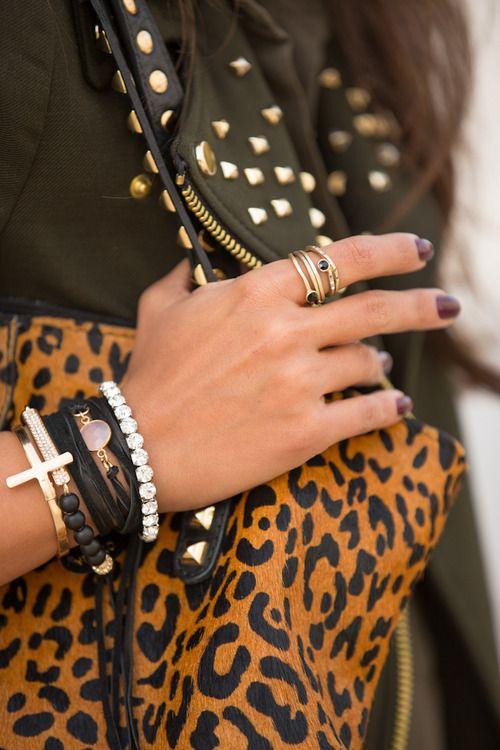 Street fashion #bracelets