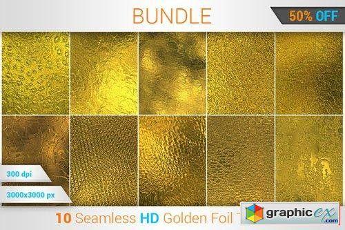http://graphicex.com/stock-image/stock-textures-patterns/23371-golden-foil-hd-texture-bundle-v-1-cm-156125.html