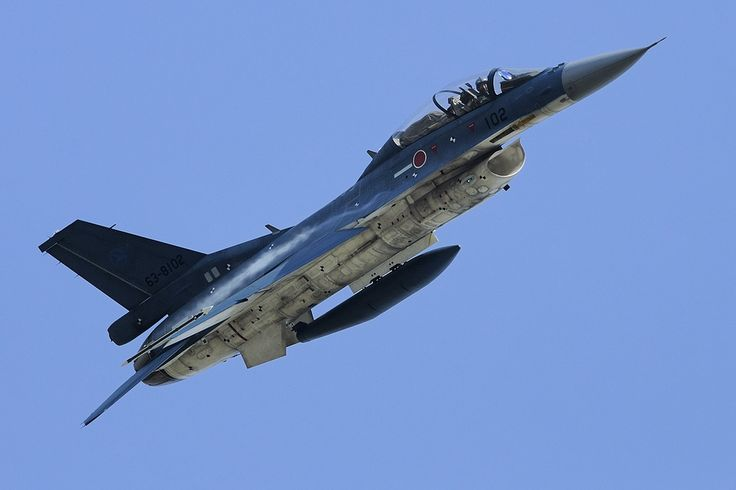 https://flic.kr/p/ezrhDJ   JASDF Shizuhama AB Air Show 2013   Mitsubishi F-2B, Air Development and Test Wing (ADTW), JASDF Gifu AB