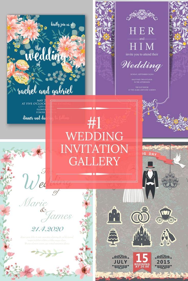 The 12826 best Wedding Invitation images on Pinterest | Invitations ...