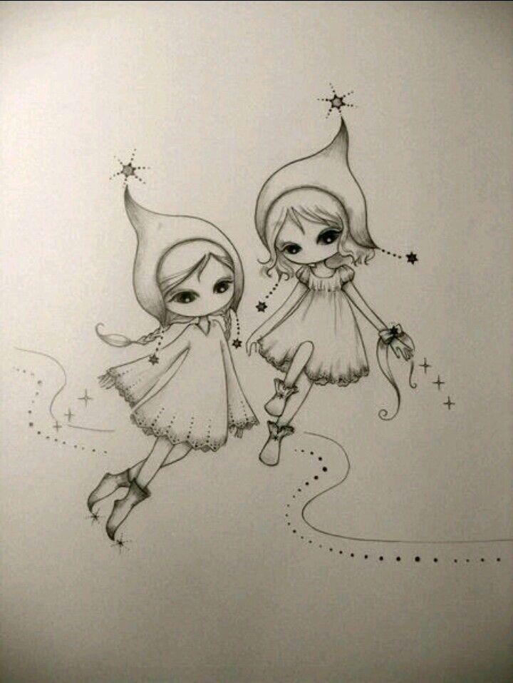 Juri Ueda, pencil