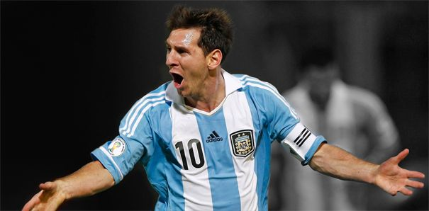 Lionel Messi Imposing His Barcelona Form on La Albiceleste, Copa Libertadores For Argentina and More: The focus is here on Argentina not just because it is one of the clear favorites for Brazil 2014, but because the national team appears to have begun separating from the rest of the pack as the return fixtures are now underway with Lionel Messi becoming more and more the irresistible force who dominates La Albiceleste and the entire region.