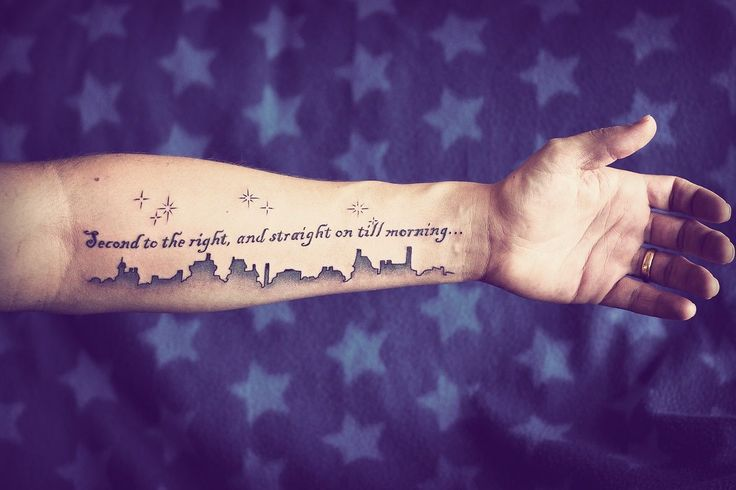 Peter Pan Tattoo   Tat...