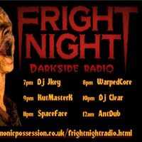 Warpedcore - Frightnight Radio 28th April by warpedcore on SoundCloud #oldskool #darkside #hardcore #jungletechno