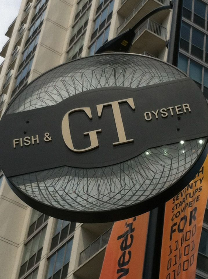 GT Fish and Oyster in Chicago, IL