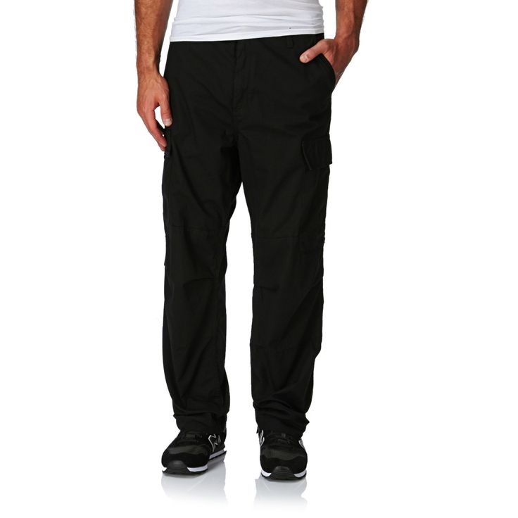 Men's Carhartt Cargo Pants - Carhartt Cargo Pants - Black