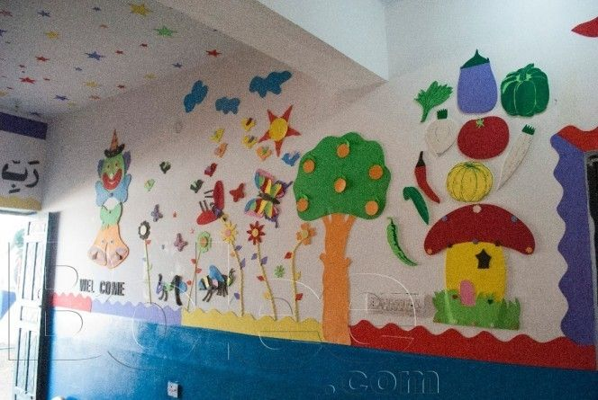Class decoration by fomic sheet google search ideas for Fomic sheet decoration youtube