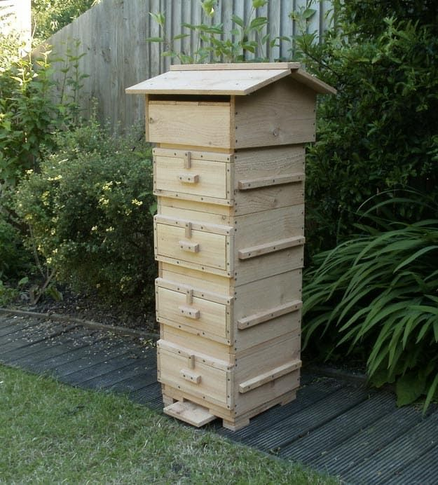 Warre Beehive | Bee Hive Plans For Your Homestead