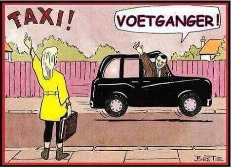 Whahaha! Droge humor.....